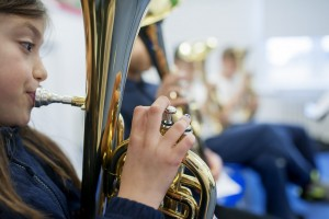 """We love the instruments! Lots of children play them and… children love the sound they make!""  (Year 1 pupil)"